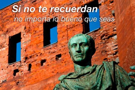 El marketing de los emperadores romanos