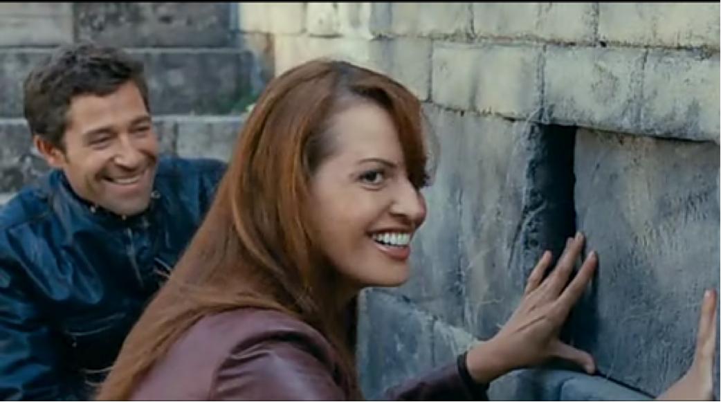 Escena de la película Cazadores de Tesoros 2007