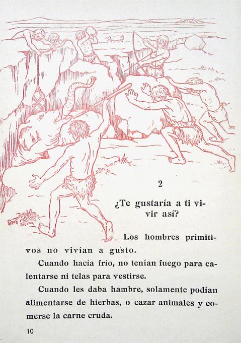 Ilustración del libro franquista 'Yo soy español' del año 1943
