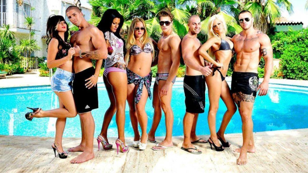 Concursantes del reality show Gandia Shore
