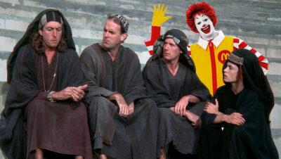 Masada: de Roma al Big Mac