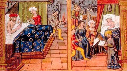 Covada Marco Polo medieval manuscrito miniatura estrabón cántabros