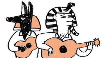Gatetes y faraones: especial humor egipcio